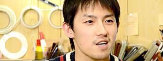 財布職人・Rafmani代表 永井博